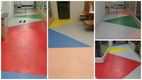 Floor Coatings with D2K