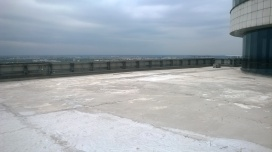 Terrace-before-priming