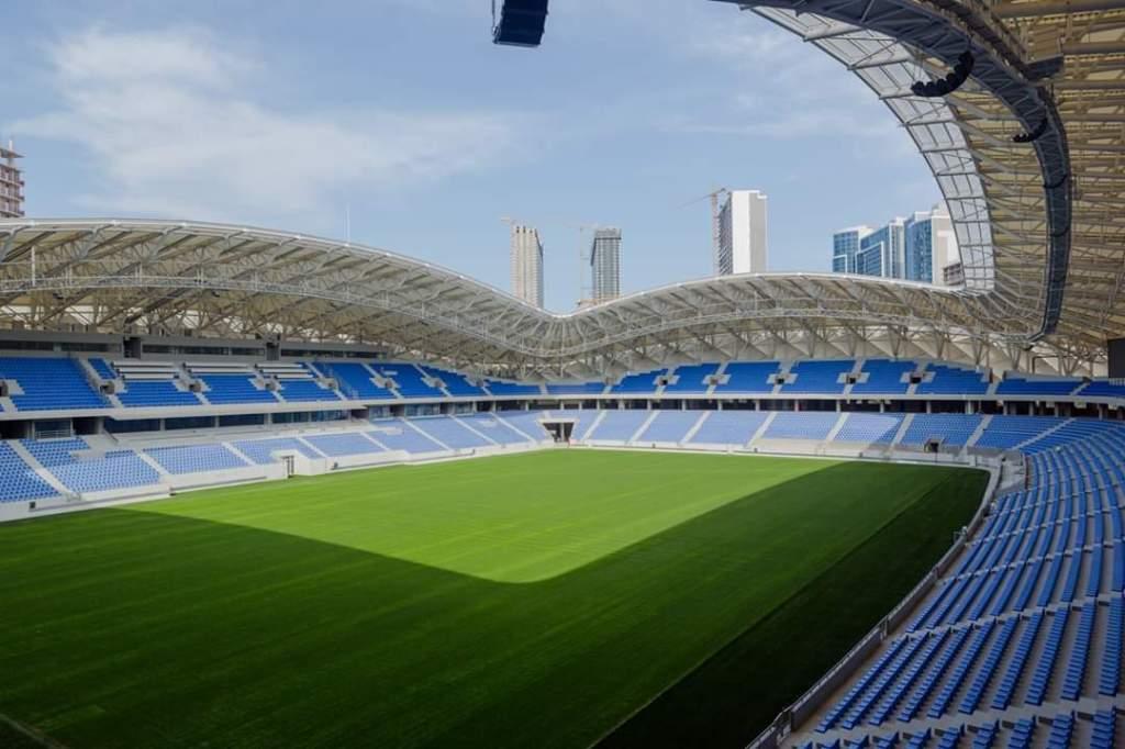 Batumi Stadium – Georgia – ALCHIMICA Project Gallery